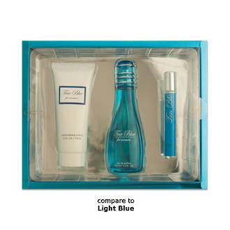 Womans EDP Gift Set - True Blue