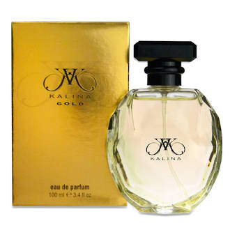 Womans EDP 100ml - Kalina Gold