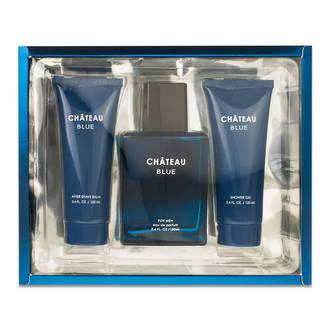 Mens EDP Gift Set - Chateau Blue