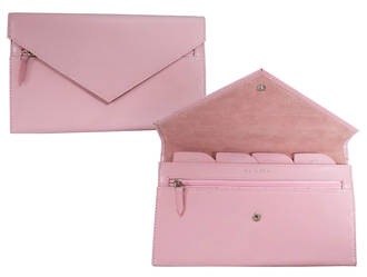 Travel Document Wallet - Pink