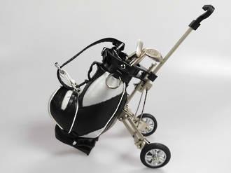 Golf Clubs/Cart Pen Set