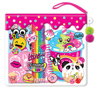 Color-Me Notebook Set - Sugar