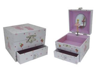 Musical Jewellery Box Ballet