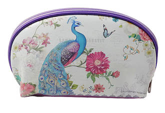 Cosmetic Purse - Peacock