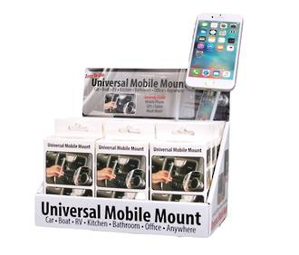Universal Magnetic Mobile Mount Display - 24pcs
