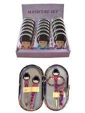 Japanese Doll Manicure Set Display