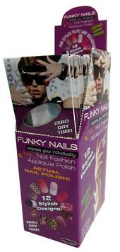 Funky Nails Display