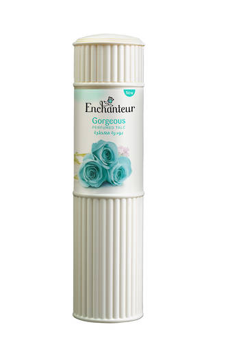 Enchanteur Talcum Powder 250g - Gorgeous