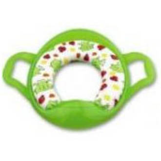 Potty Seat With Handle - Frog