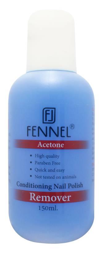 Fennel Nail Polish Remover Acetone 150ml
