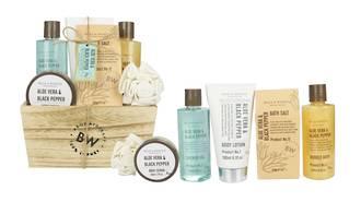 Belle & Whistle Aromatherapy Gift Set