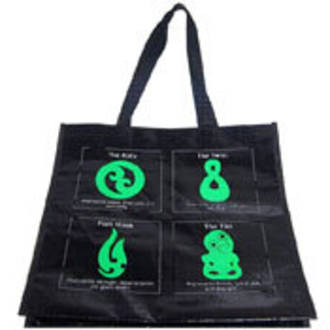 Shopper Bag - Maori Meanings