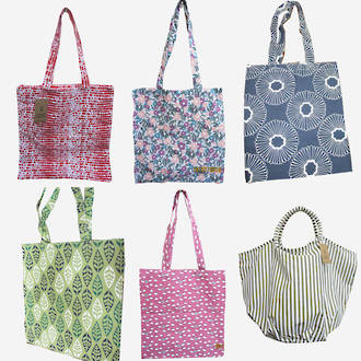 Cotton Shopping Bag - Pack 12pcs