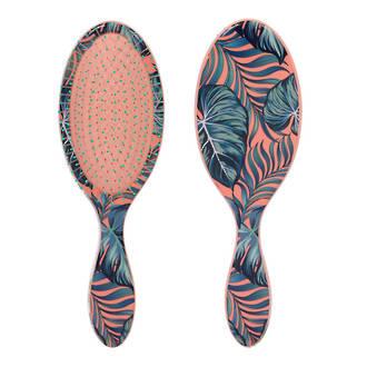 Wet n Dry Detangling Hair Brush (Coral Palm)