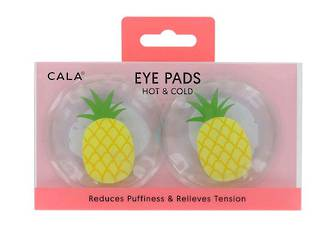Hot & Cold Eye Pads - Pineapple