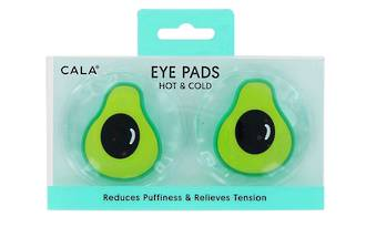 Hot & Cold Eye Pads - Avocado