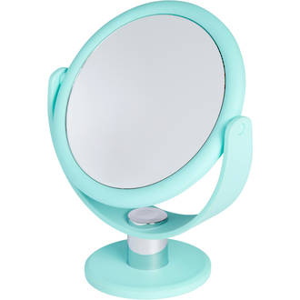 Soft Touch Vanity Mirror Mint