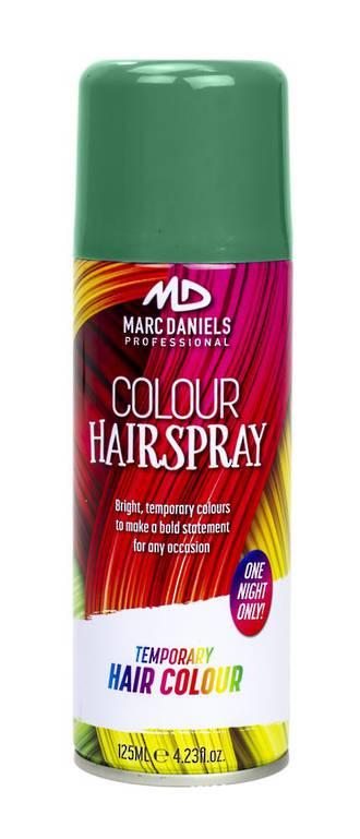 MD Hairspray - Green