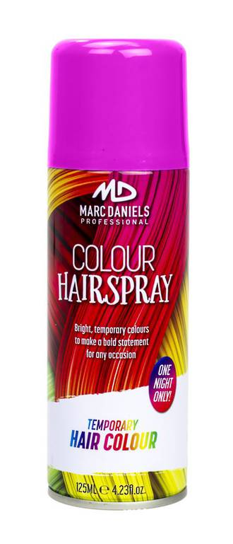 MD Hairspray - Pink