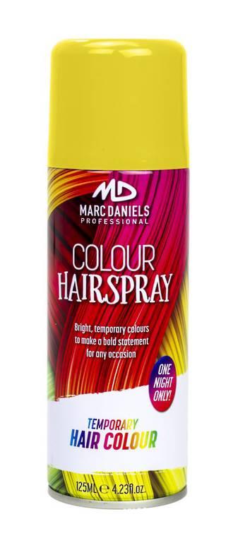 MD Hairspray - Yellow