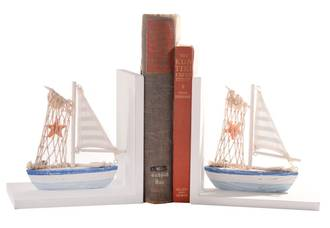 Sealife Bookends