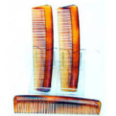 Comb Tortoise Shell - Pocket 5""