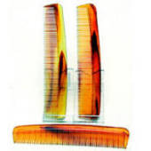 """Comb Tortoise Shell - Close Tooth 6"""""""