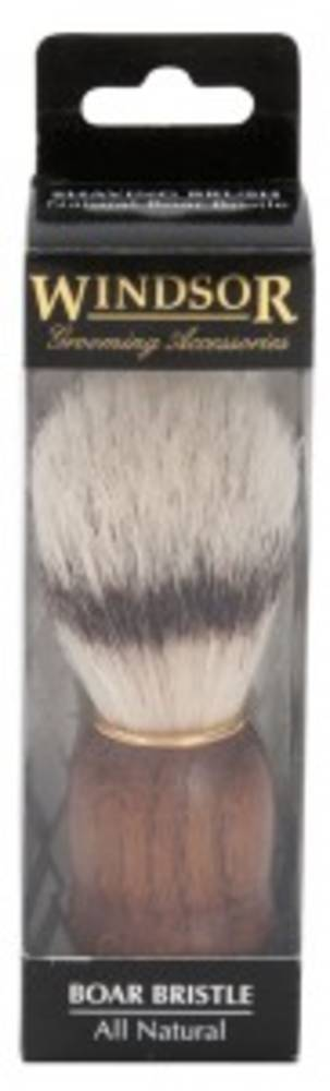 Windsor Boxed Shaving Brush Wooden Handle