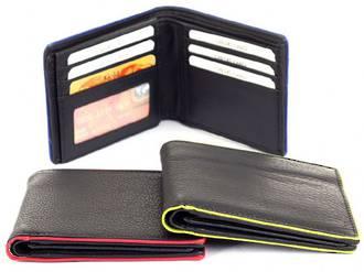 Mens Wallet Display - 12pcs