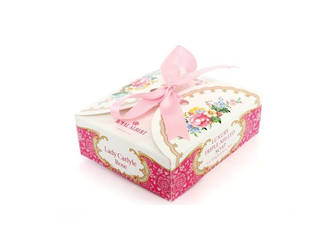 Lady Carlyle Roses Twin Boxed Soap