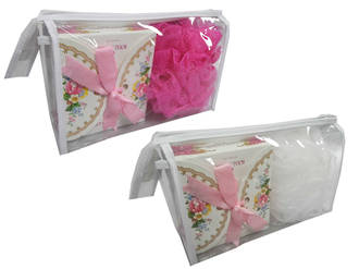 Lady Carlyle Roses Twin Boxed Soap Gift Set