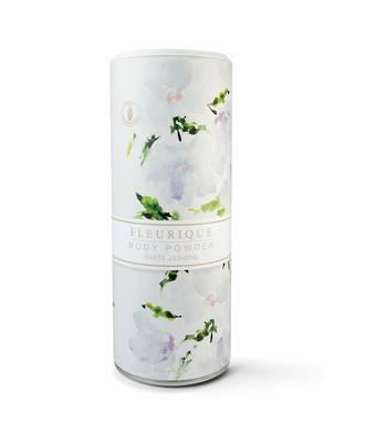 Fleurique Body Powder 250g - White Jasmine