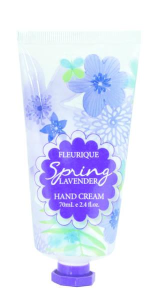 Fleurique Hand Cream 70ml - Spring Lavender