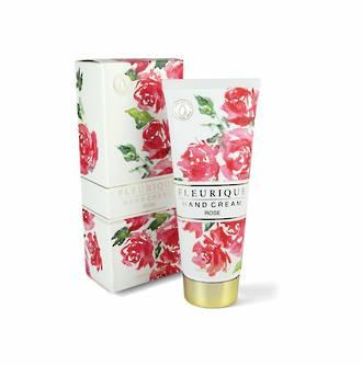 Fleurique Hand Cream 100ml - Rose