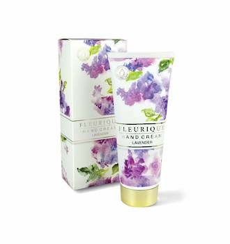 Fleurique Hand Cream 100ml - Lavender