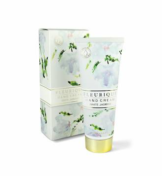 Fleurique Hand Cream 100ml - White Jasmine