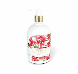 Fleurique Body Lotion 475ml - Rose