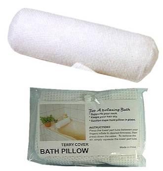 Inflatable Bath Pillow