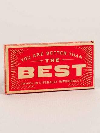 Chewing Gum (20pcs)  - You Are better Than the Best