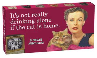 Chewing Gum (20pcs) -  Not Really Drinking Alone