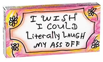 Chewing Gum (20pcs) - Laugh My Ass Off