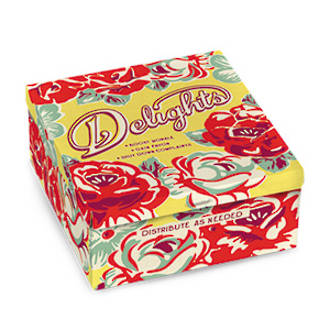 Petite Cigar Box - Delights