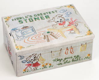Cigar Box - World's Greatest Stoner