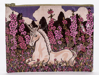 Zipper Pouch - Unicorn