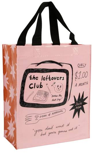 Handy Tote - The Leftovers Club