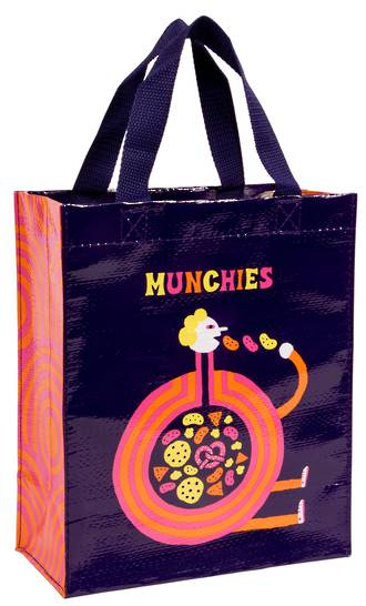 Handy Tote - Munchies
