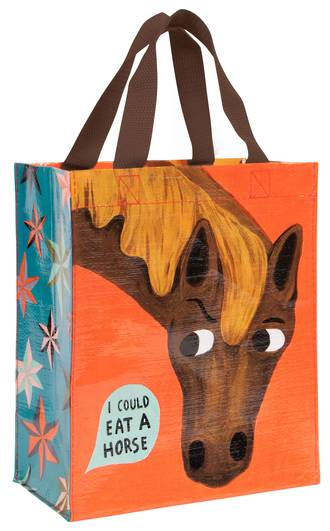 Handy Tote - I Could Eat A Horse