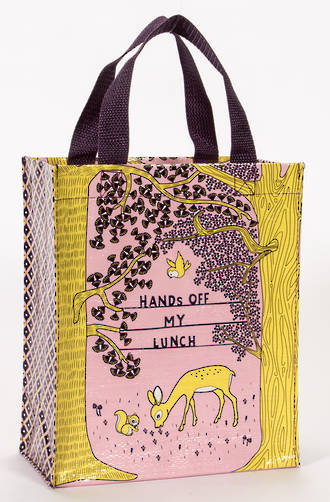 Handy Tote - Hands Off My Lunch