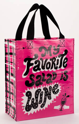 Handy Tote - My Favourite Salad is Wine