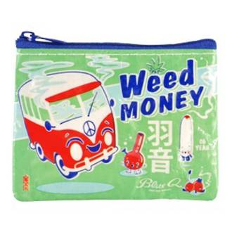 Coin Purse - Weed Money